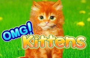 OMG! Kittens slot - En av de sötaste spelautomaterna
